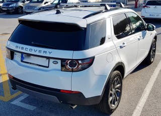 Land Rover Discovery Sport SE 2.0L TD4 4X4 AUTOMAT