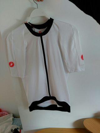 maillot castelli T1 steath talla m