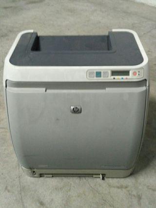 Impresora HP LaserJet 1600 color