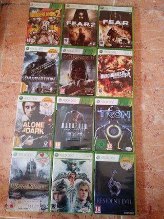 juegos xbox 360 a 6 euros