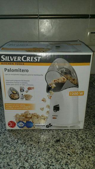Maquina para hacer Palomitas caseras.