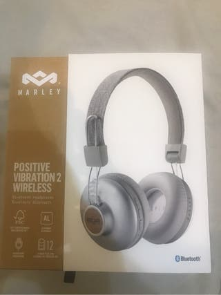 Auriculares bluetooth Positive Vibration 2 Wireles