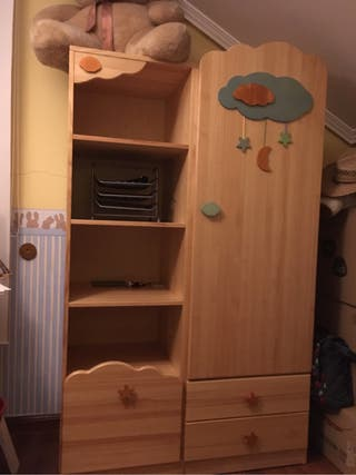 Lote muebles infantiles