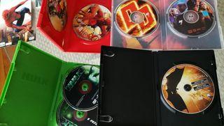Pack Dvd Super Héroes