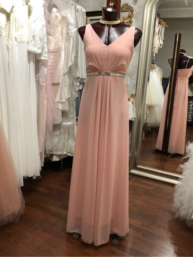 vestido novia/fiesta alquiler de segunda mano por 50 € en barcelona