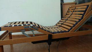 cama articulada eléctrica