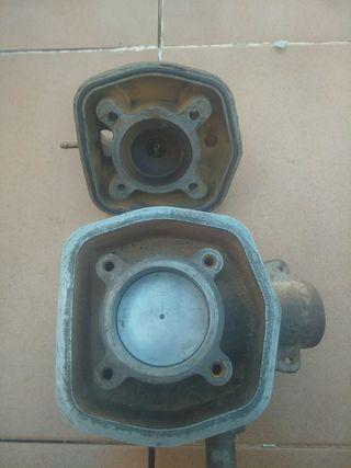 cilindro metrakit de hierro trucado