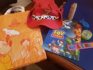 Material Toy Story