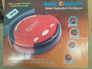 Robot aspirador a estrenar