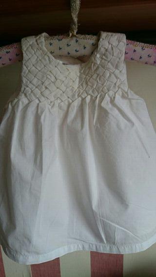 Vestido bebé 3-6 meses