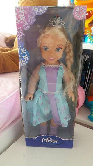 muñeca missy nueva