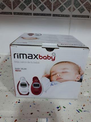 Monitor de bebe rimax baby 101 digital