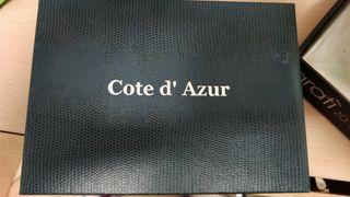 Reloj acero inoxidable Cote d' Azur