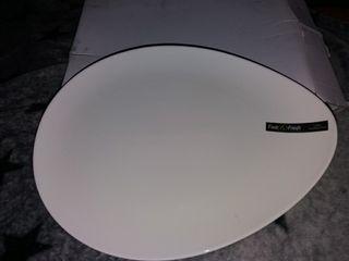 fuente porcelana 30cm