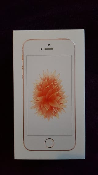 Brand New iPhone SE Rose Gold