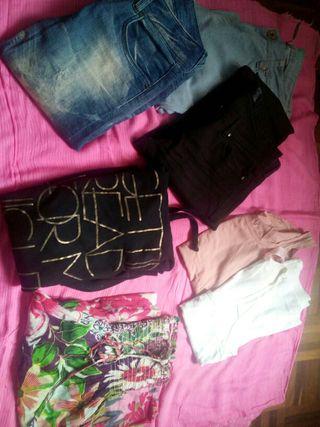 Lote de ropa de chica