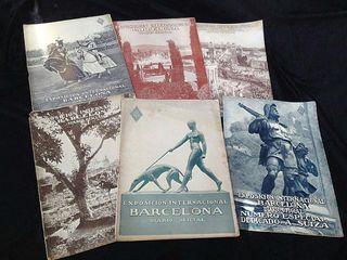 Diarios Exposición Barcelona 1929