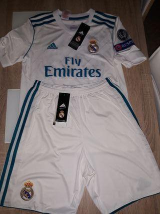 equipacion Real Madrid