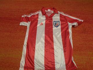 Camiseta Athletic Club chica