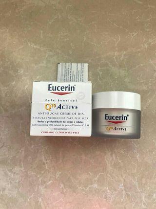 Crema Eucerin Q10 active
