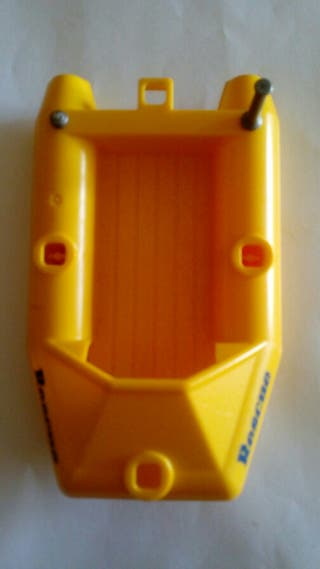 lancha rescate playmobil