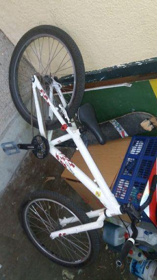 Bicicleta començal dirt