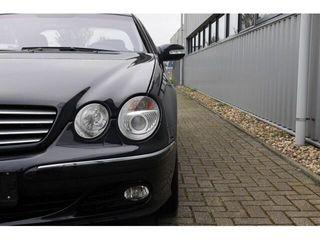 Mercedes-benz CL 500 Automático
