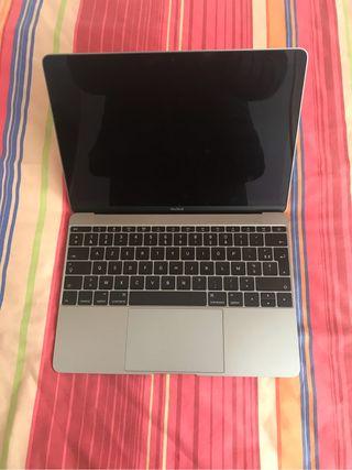 Macbook 12 silver, nuevo