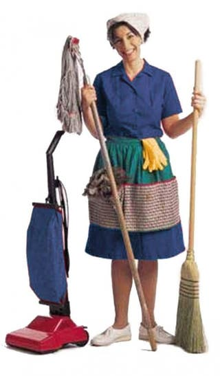 Se ofrece limpiadora