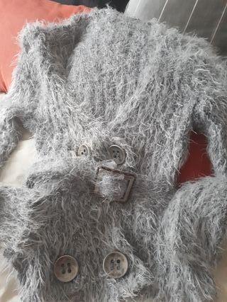 Chaqueta de lana T.M