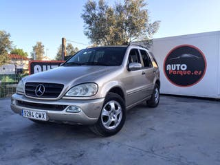 Mercedes-Benz Clase ML 270 CDI