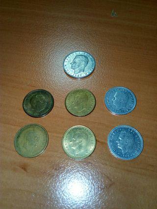 Monedas peseta