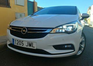 Opel Astra 2016 Dyn 150cv SS Faros led matriciales