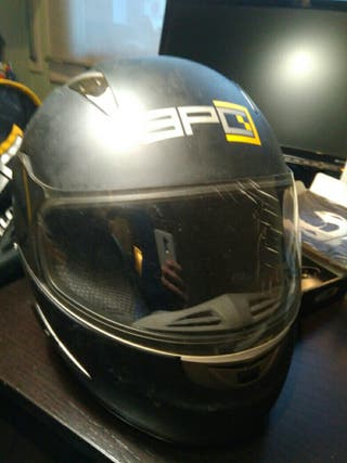 casco moto con airbag