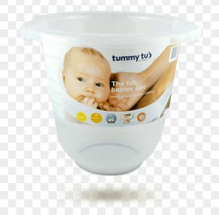 Bañera bebé, tummy tub anticólicos