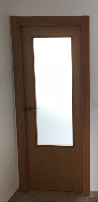 Puertas con Crsitalera Nuevas