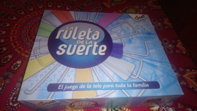 Juego Mesa La Ruleta De La Suerte De Segunda Mano Por 10 En