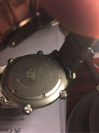 Reloj Festina de Titanio