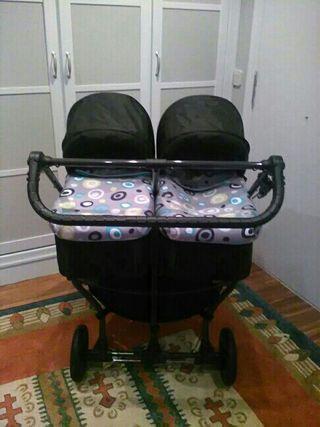 Capazos silla City Mini