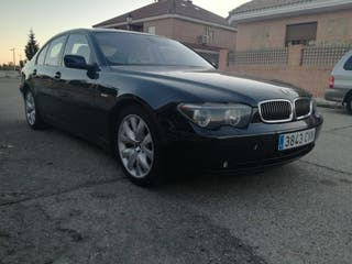 BMW Serie 7 730 D