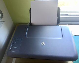 Impresora Eescáner Fotocopiadora HP