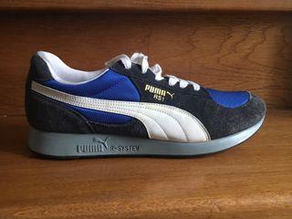 Zapatillas Puma (N°45)