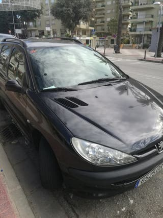 Peugeot 206 2005 sw