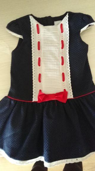 vestido de niña d Mayoral