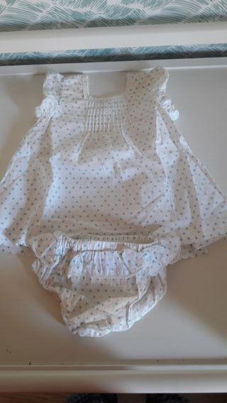 Vestido bebé Gocco