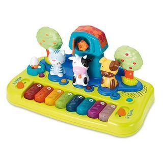 Babymusic piano animales
