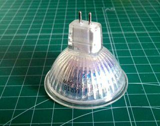 Vendo 28 bombillas halógenas 50W MR16