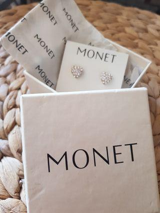 Pendientes Monet