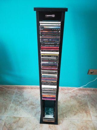 torre de CD