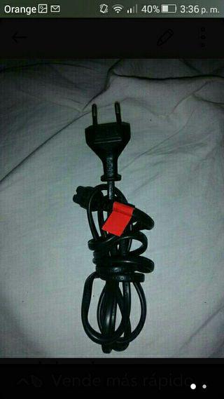 cable luz aparatos electricos